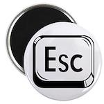 Escape Key Magnet
