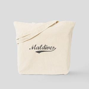 Maldives Flanger Tote Bag