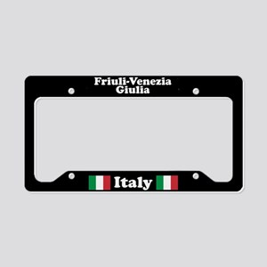 Friuli-Venezia Giulia IT - LPF License Plate Holde
