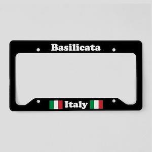 Basilicata IT - LPF License Plate Holder