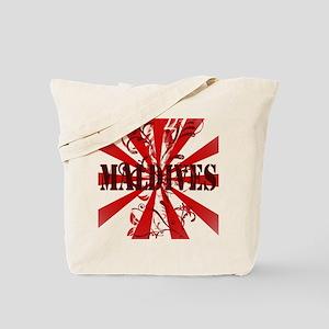 Vintage Maldives Tote Bag