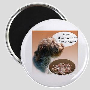 Griffon Turkey Magnet