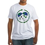 Recycle Fitted T-Shirt