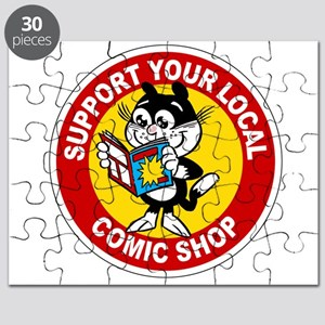 Support Your Local Comic Shop Puzzle