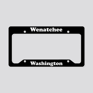 Wenatchee WA - LPF License Plate Holder