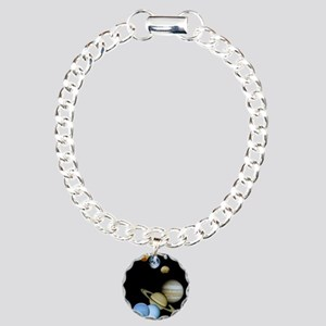 SOLAR SYSTEM Charm Bracelet, One Charm