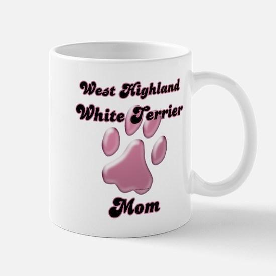 Westie Mom3 Mug