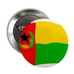 """Cape Verde History Flag Pk) 2.25"""" Button (10"""