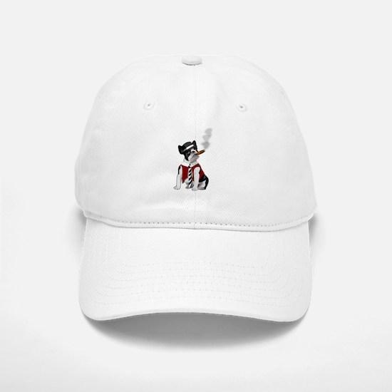 Smoking French bulldog Hat