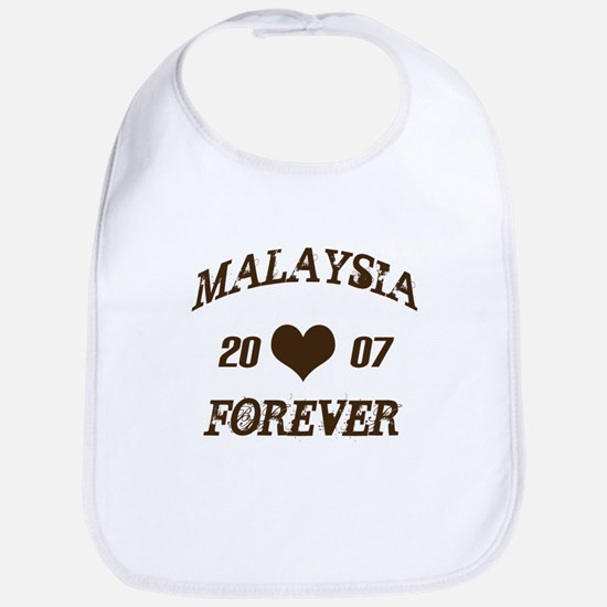 Malaysia Forever Bib