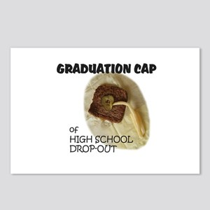HS Dropout Postcards (Package of 8)
