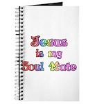 Jesus is my Soul Mate Christian Prayer Journal