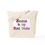 Jesus is my Soul Mate Tote Bag