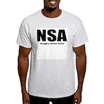Naughty Sinful Awful Light T-Shirt