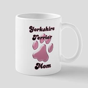 Yorkie Mom3 Mug