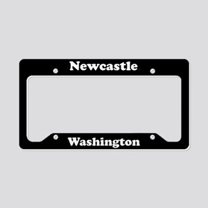 Newcastle WA - LPF License Plate Holder