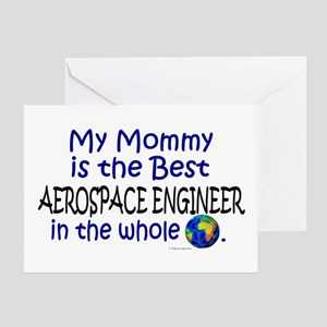 Best Aerospace Engineer In The World (Mommy) Greet