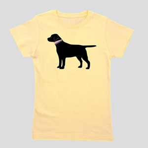 Preppy Black Lab T-Shirt