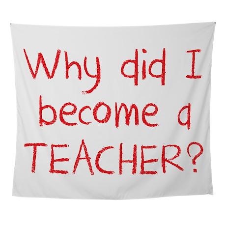 why did i become a teacher