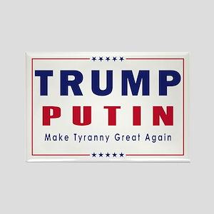 Trump Putin 2016 Magnets