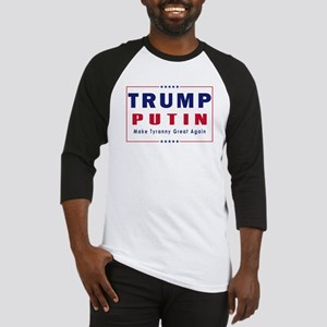 Trump Putin 2016 Baseball Jersey