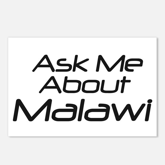 Ask Malawi Postcards (Package of 8)