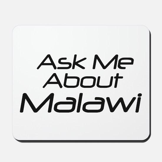 Ask Malawi Mousepad