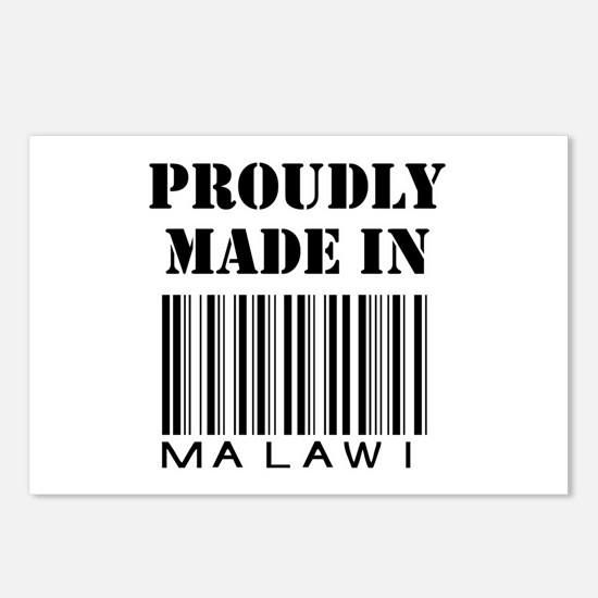 Made in Malawi Postcards (Package of 8)