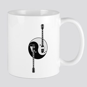 Yin Yang Guitars Mugs