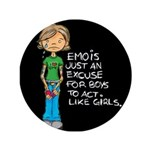 Emo Is Just An Excuse For Boy 3.5