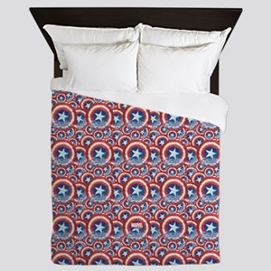 Cap Brooklyn Shields Queen Duvet