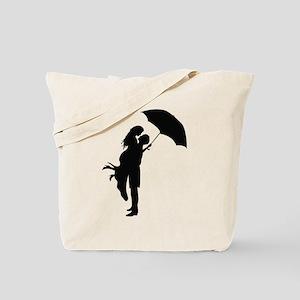 Romantic couple Tote Bag