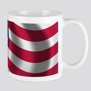 USA Flag Mugs