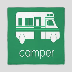 Camper Queen Duvet