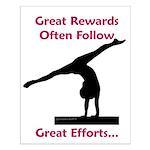 Gymnastics Poster - Rewards