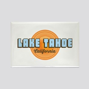 Lakeep Tahoe. Rectangle Magnet Magnets