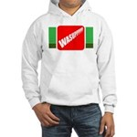 Wasuppp Hooded Sweatshirt