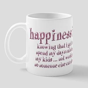 Happiness Is: Mug