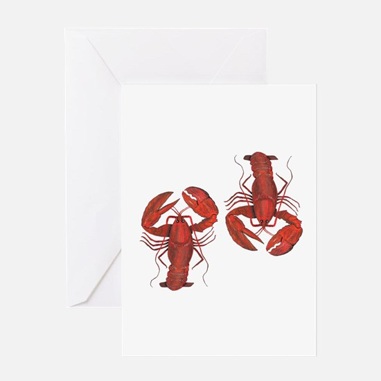 CLAWS Greeting Cards
