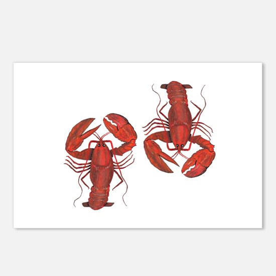 CLAWS Postcards (Package of 8)