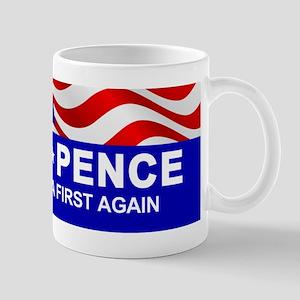 Trump Pence 2016 Mugs