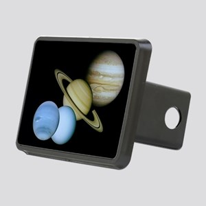 SOLAR SYSTEM Rectangular Hitch Cover