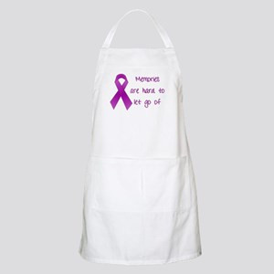 Alzheimers Awareness BBQ Apron