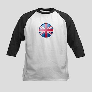 UK BUTTON Kids Baseball Jersey