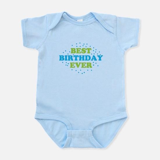BEST BIRTHDAY EVER Body Suit