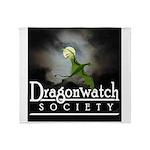 Dragonwatch Throw Blanket