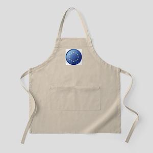 EU BUTTON BBQ Apron