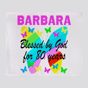 80TH CHRISTIAN Throw Blanket