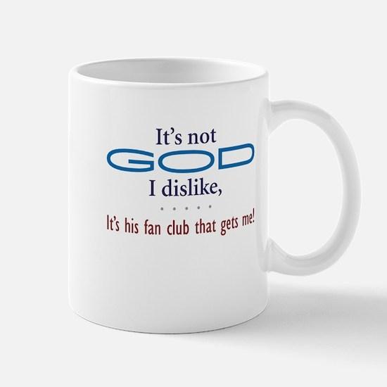 It's not God -  Mug
