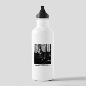Johannes Brahms Stainless Water Bottle 1.0L